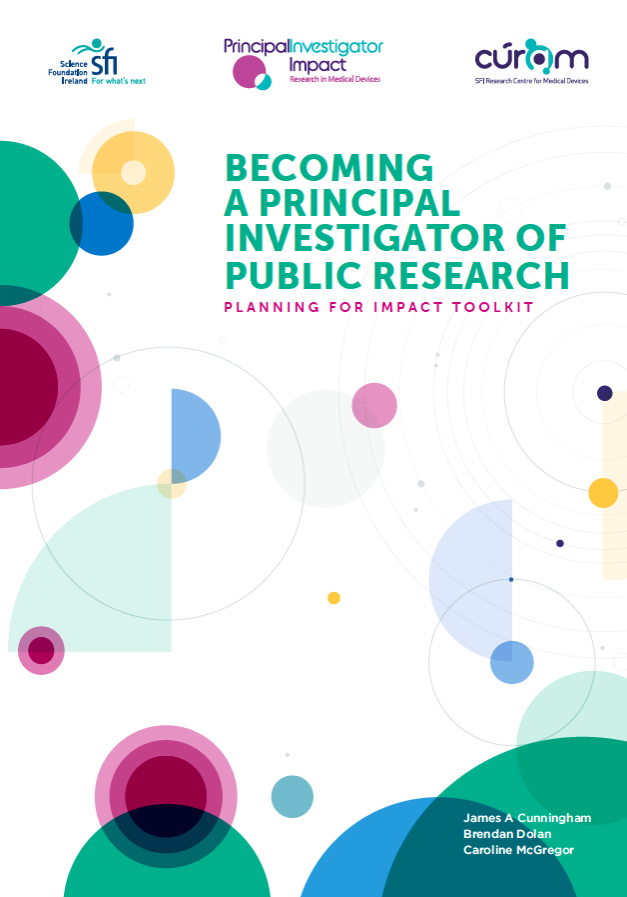 Becoming a Principal Investigator of Public Research