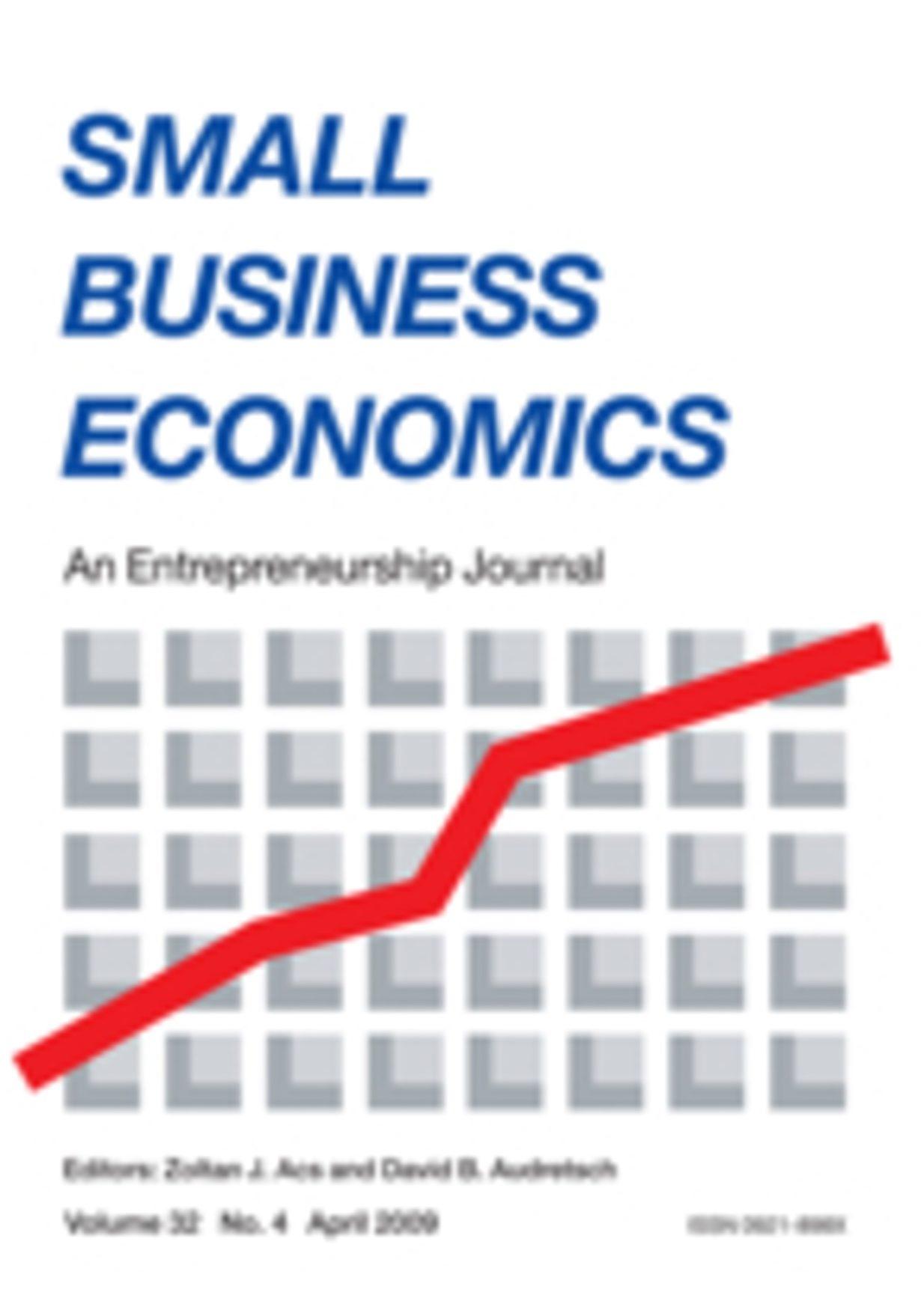Entrepreneurial Ecosystem Governance- A Principal Investigator Governance Framework (2019)
