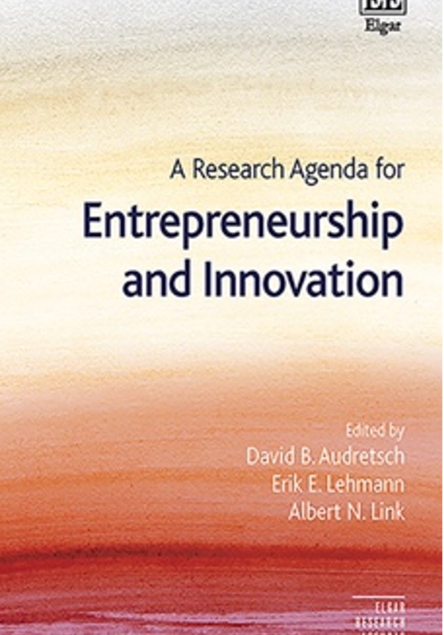 Principal Investigators and Boundary Spanning Entrepreneurial Recognition- A Conceptual Framework (2019)
