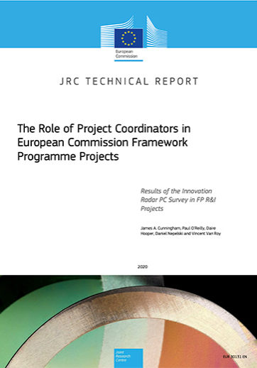 The-Role-of-Project-Coordinators-in-European-Commission-Framework-Programme-Projects.-Results-of-the-Innovation-Radar-PC-Survey-in-FP-R&I-Projects-(2020)